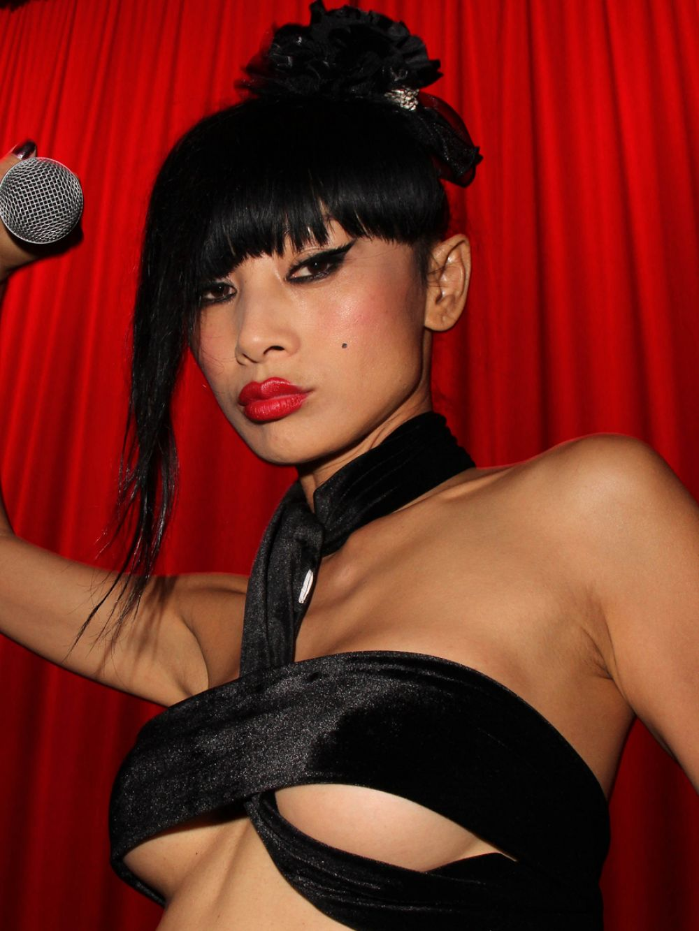 Bai Ling 2013 Bai Ling Tagged With Gog