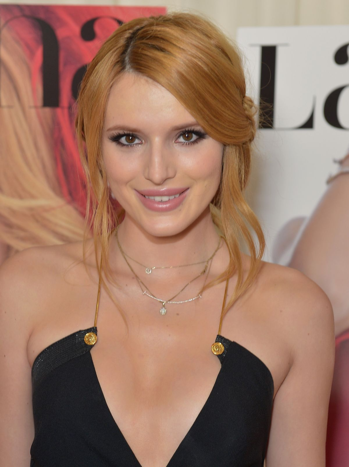 Bella Thorne At The Latina Magazine 30 Under 30 Party