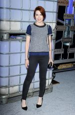 Felicia Day Arriving At HaloFest