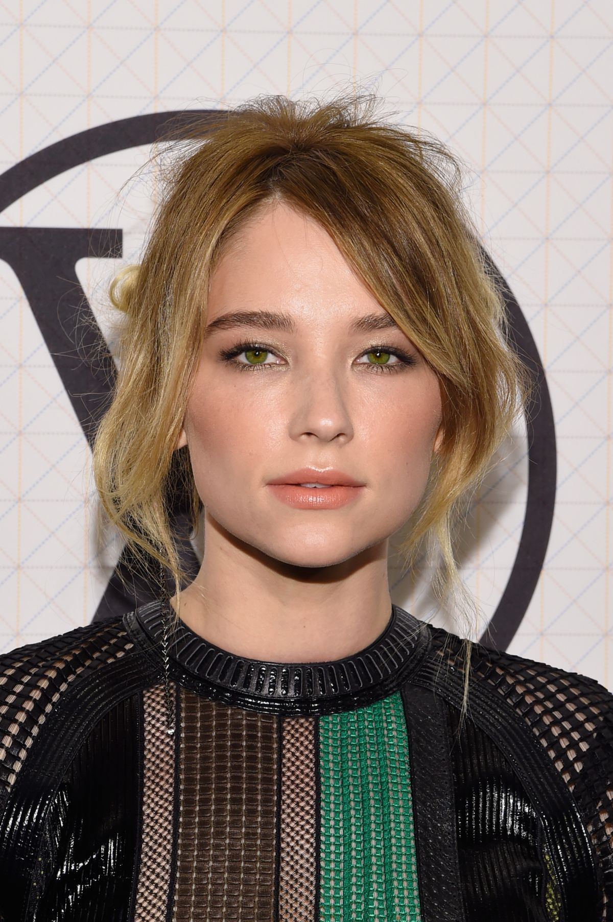 Haley Bennett At Louis Vuitton Monogram Celebration