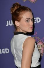 Holland Roden At Just Jared