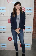 Jennifer Garner At TOMS For Target Launch Event