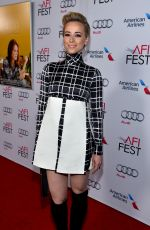 Karine Vanasse At Mommy Screening At The AFI FEST