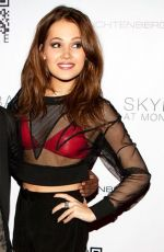 Kelli Berglund At Kode Magazine Party