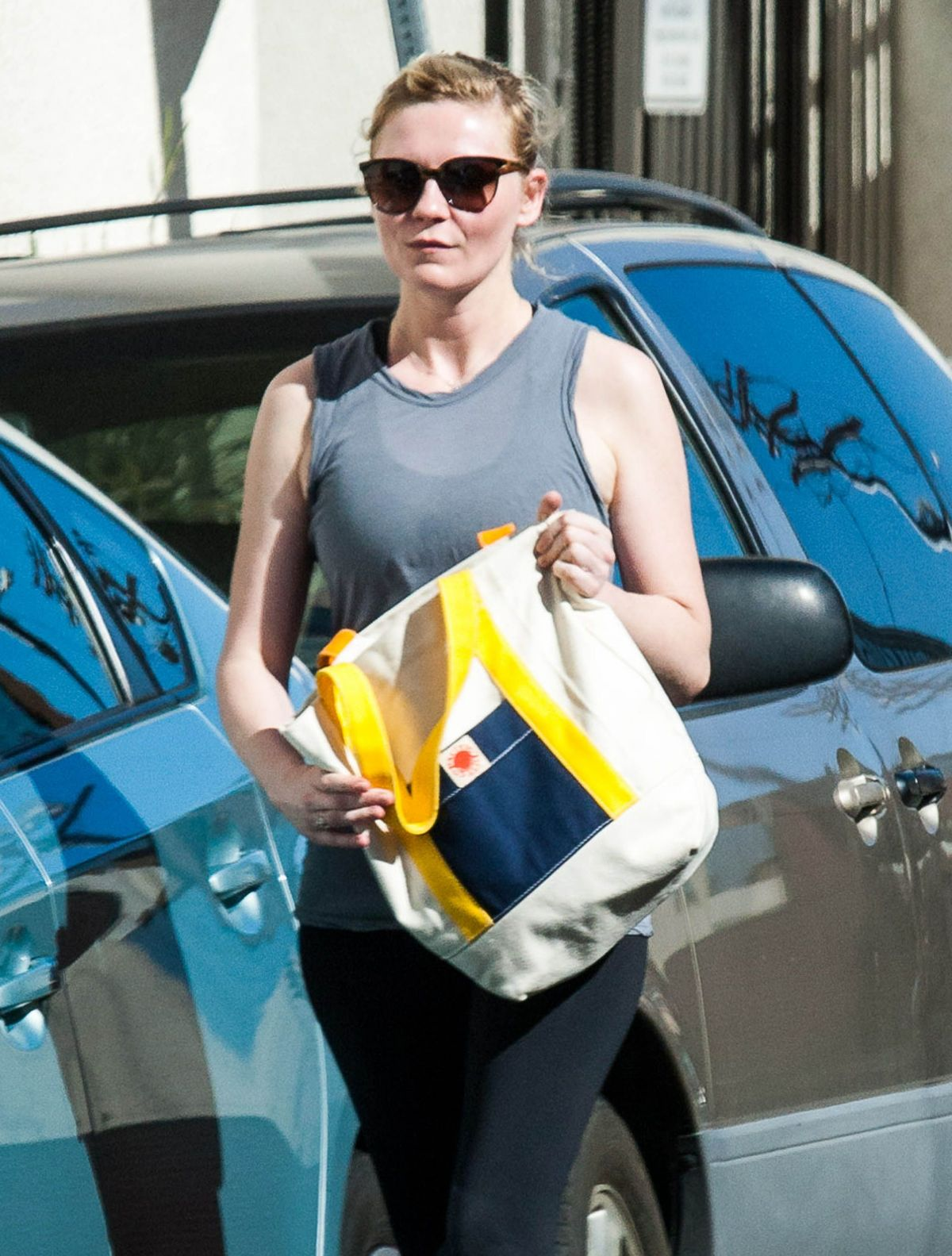 Kirsten dunst out in studio city - 2019 year