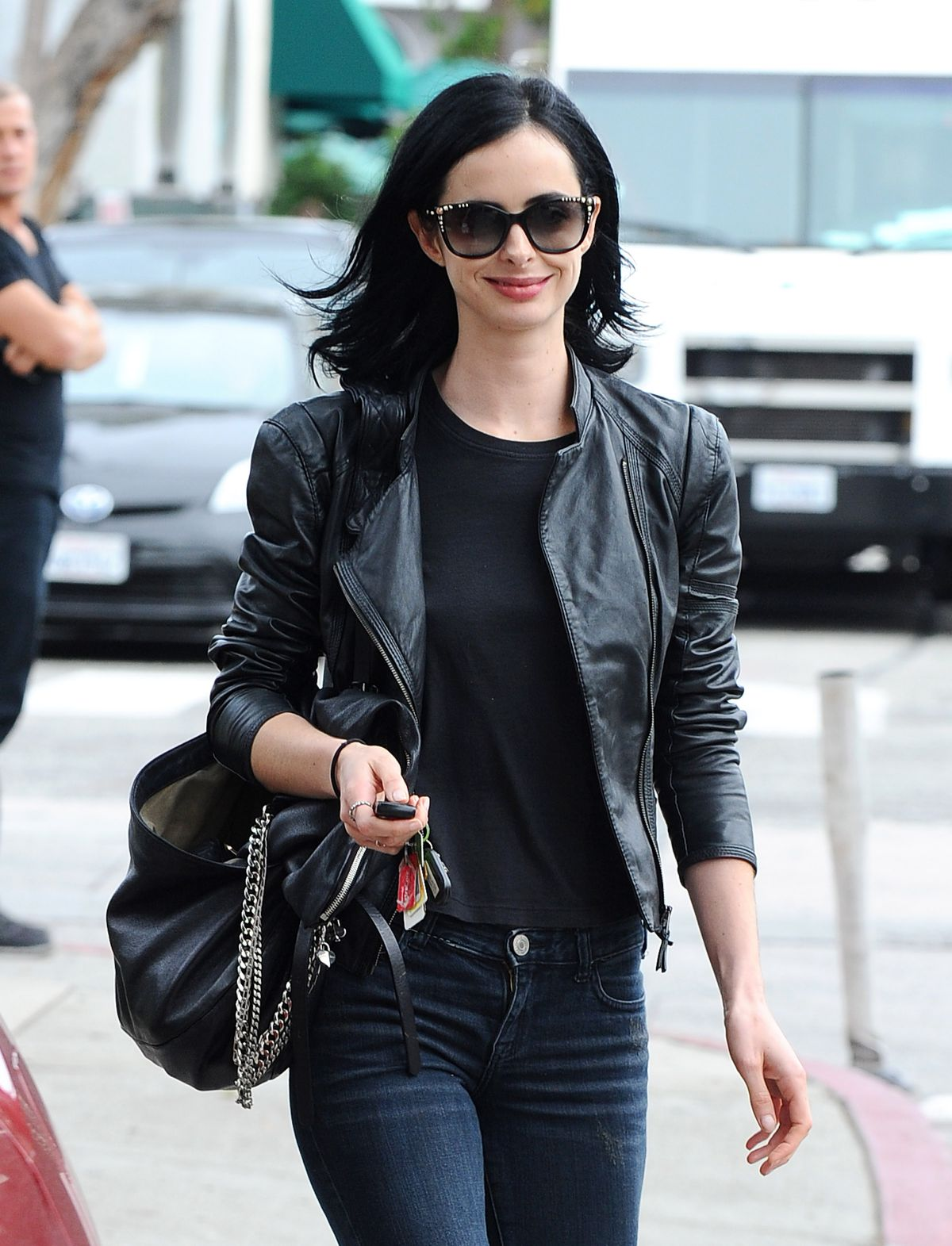 Krysten Ritter Out And About In Los Angeles