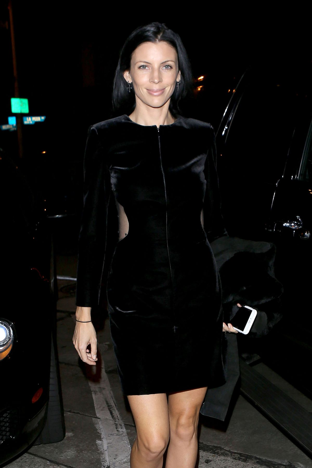 Liberty Ross Leaving Craig