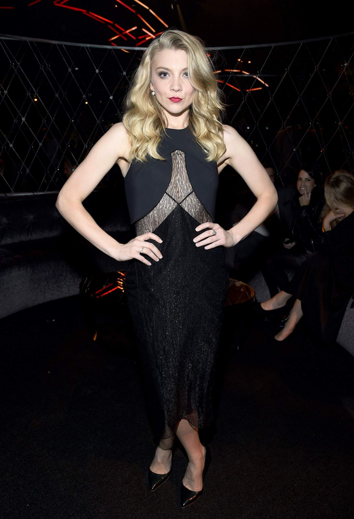 Natalie Dormer At After Party of Premiere The Hunger Games ...