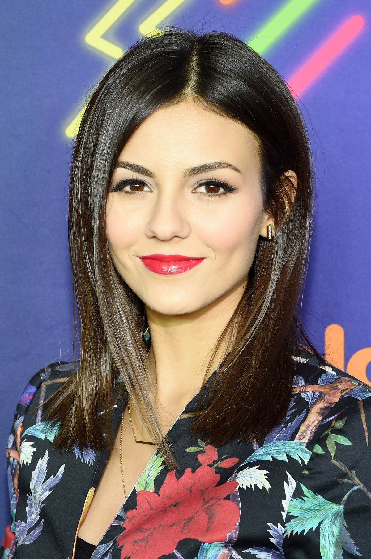 Victoria Justice At 6th Annual Nickelodeon HALO Awards