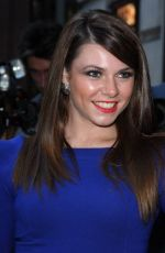 Alison Carroll At Bonded by Blood UK Premiere