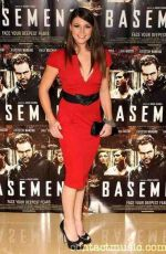 Alison Carroll At The Basement Premiere In London