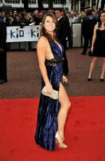 Alison Carroll At The Kid Premiere In London