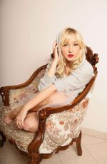 Audrey Whitby In Nation-Alist Magazine January 2015
