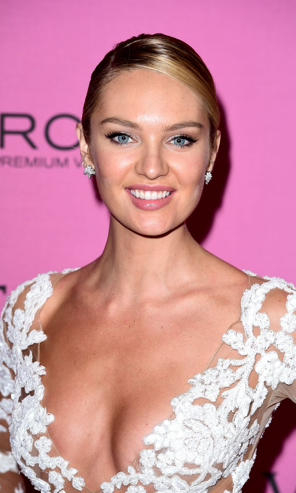 Candice swanepoel at victoria s secret fashion show after party