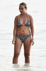 Chloe Green On Holiday In Barbados