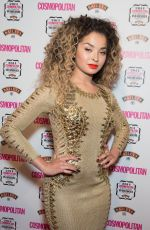 Ella Eyre Attends The Cosmopolitan Ultimate Women Of The Year Awards