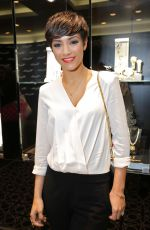 Frankie Sandford At Thomas Sabo Store Launch