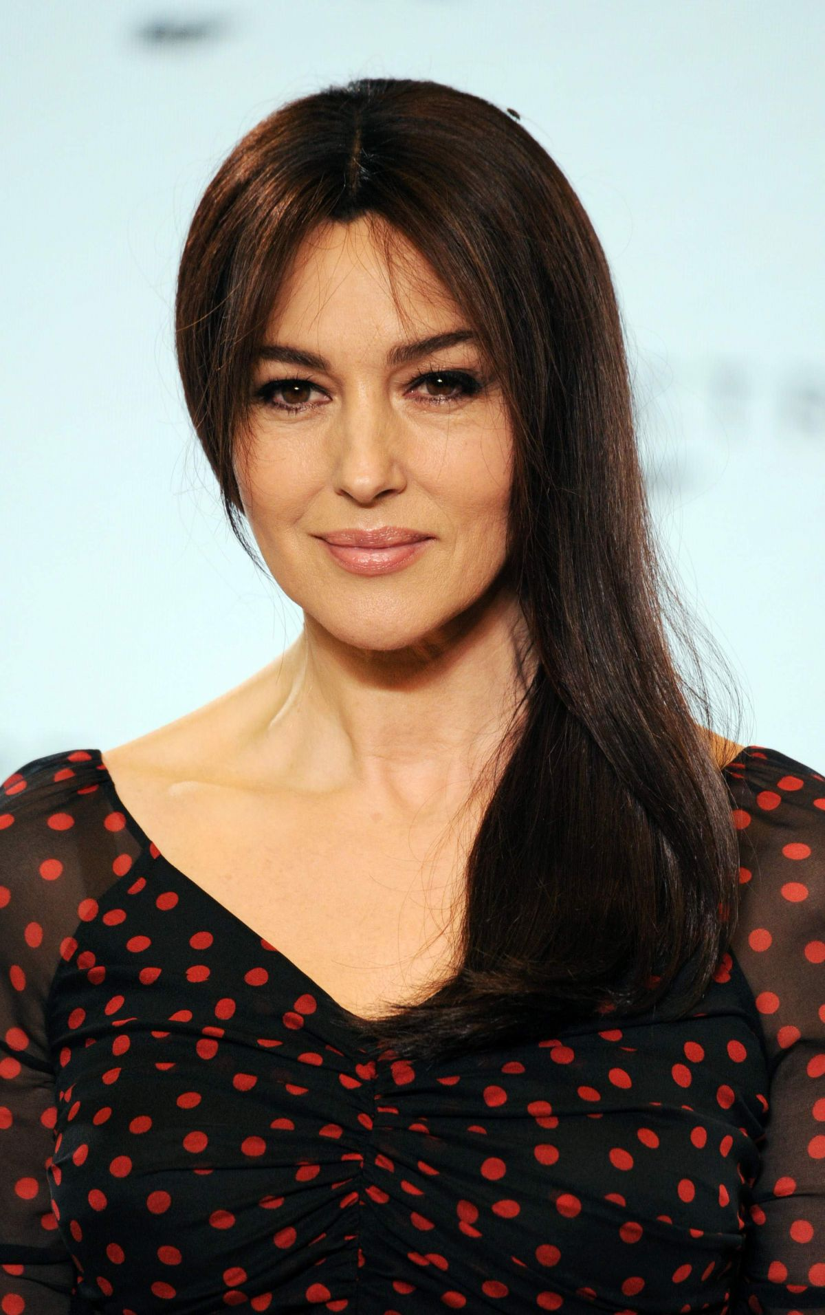 Monica Bellucci At Photocall For The 24th Bond Film 'Spectre' Monica Bellucci