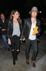 Nikki Reed Seen Out For A Night In LA