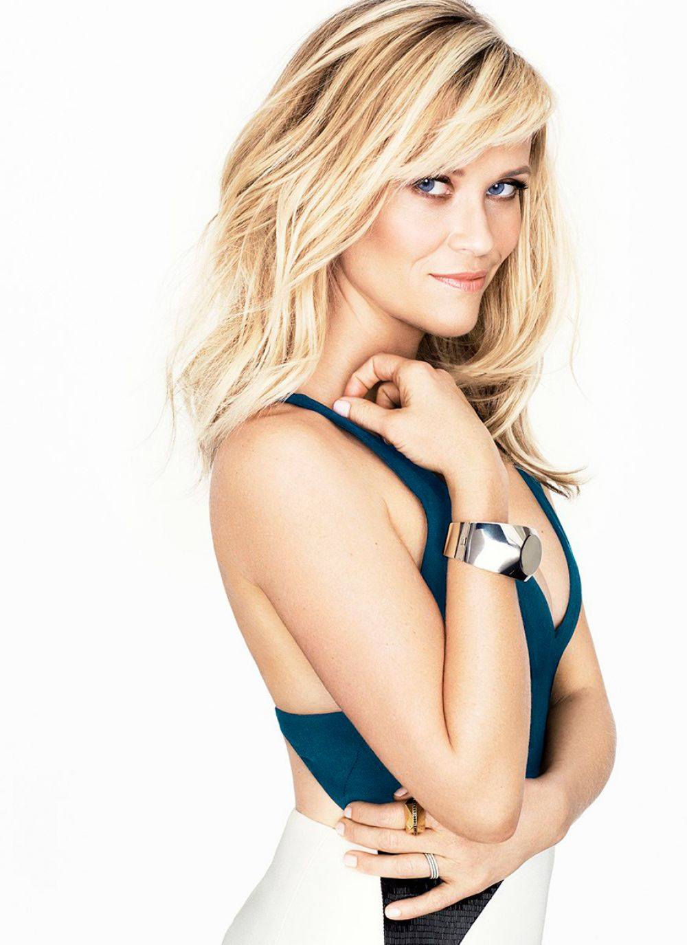Reese Witherspoon In Glamour USA January 2015 - Celebzz - Celebzz
