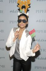 Shay Mitchell At Piperlime Store Holiday Celebration