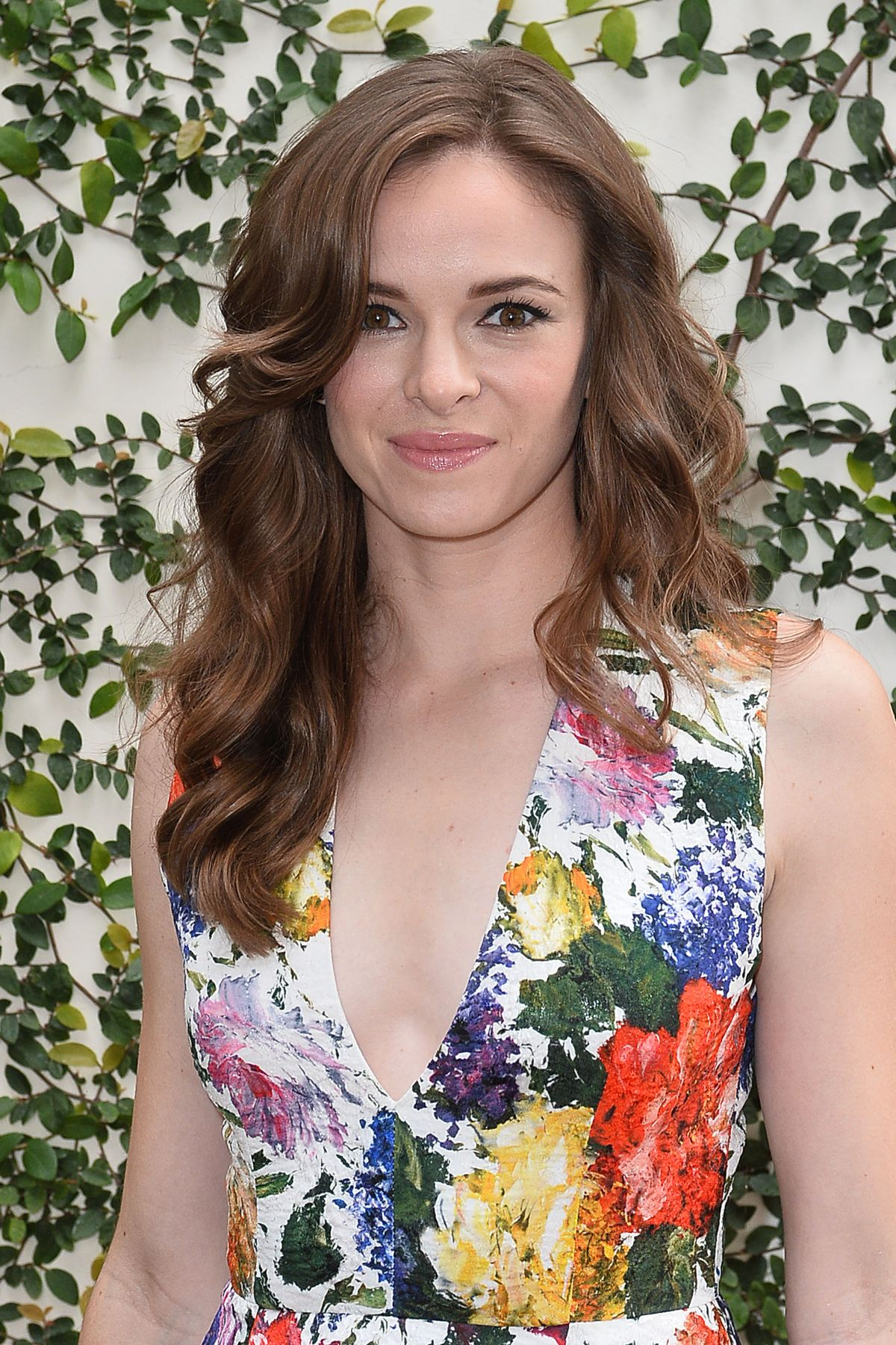 danielle panabaker at w magazine luncheon