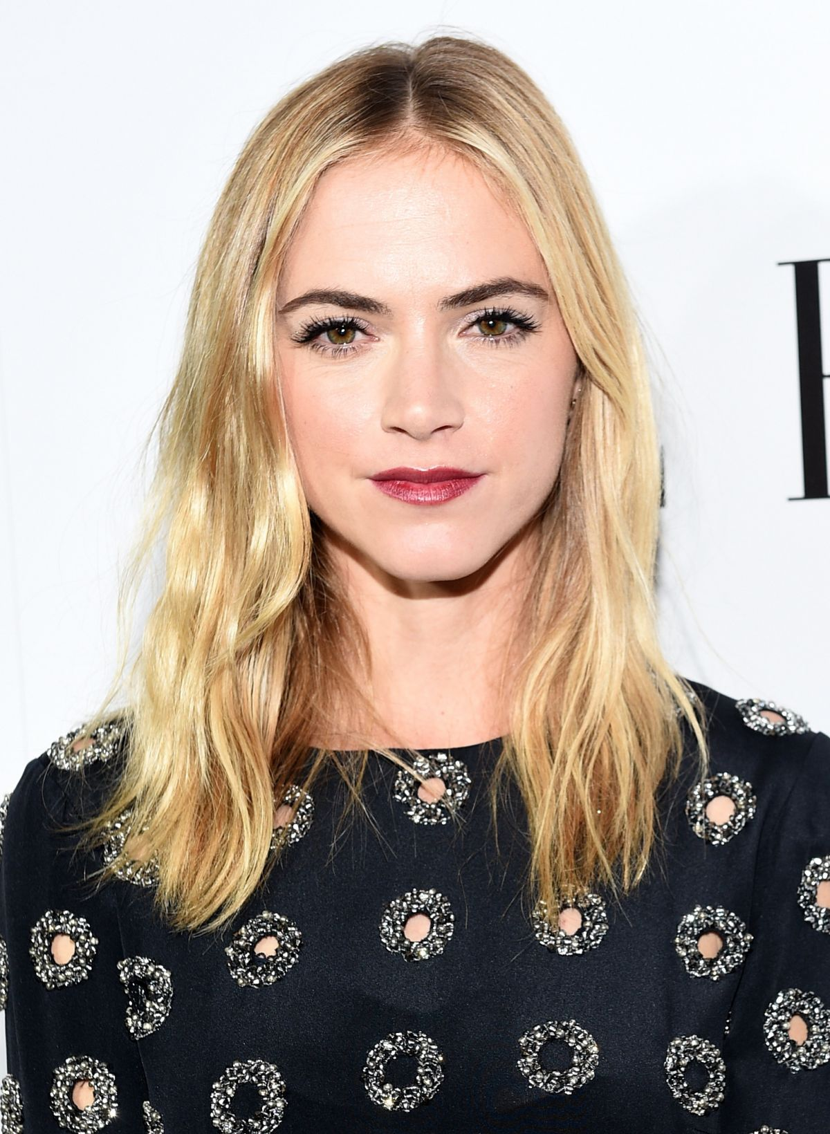 Emily wickersham at elle s 21st annual women in hollywood - Emily wickersham gardener of eden ...