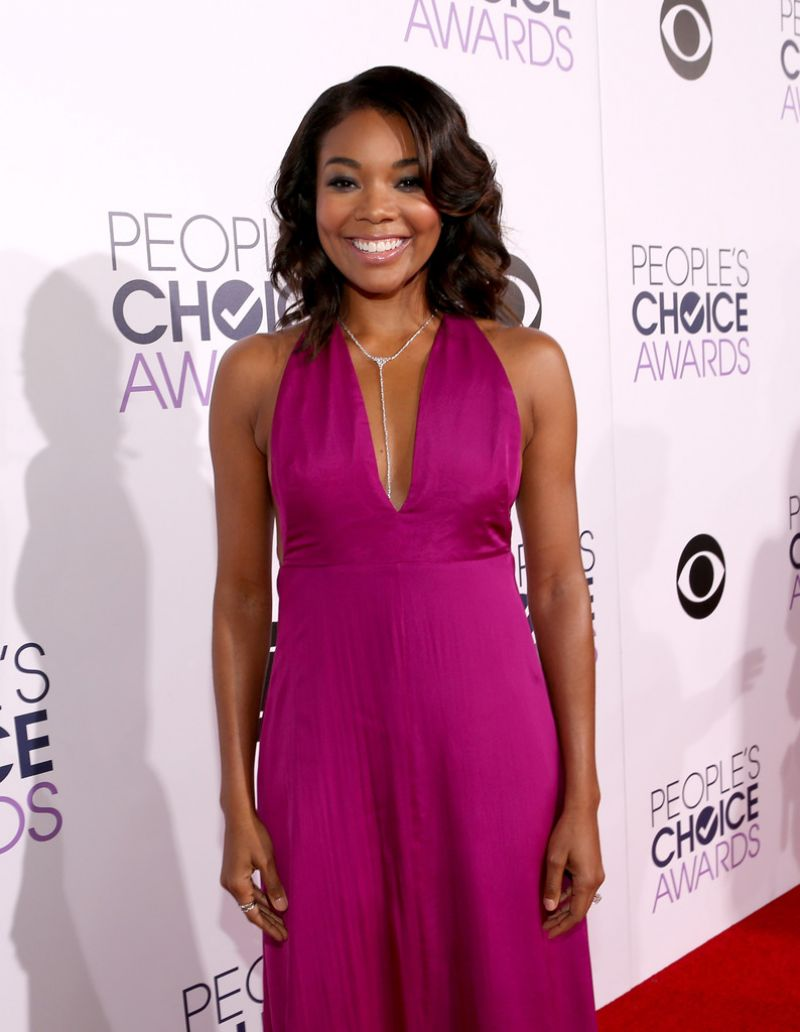 Gabrielle Union At The 41st Annual People