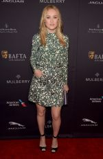Hannah New At BAFTA Los Angeles Tea Party