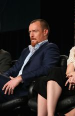 Hannah New At Black Sails panel TCA Press Tour