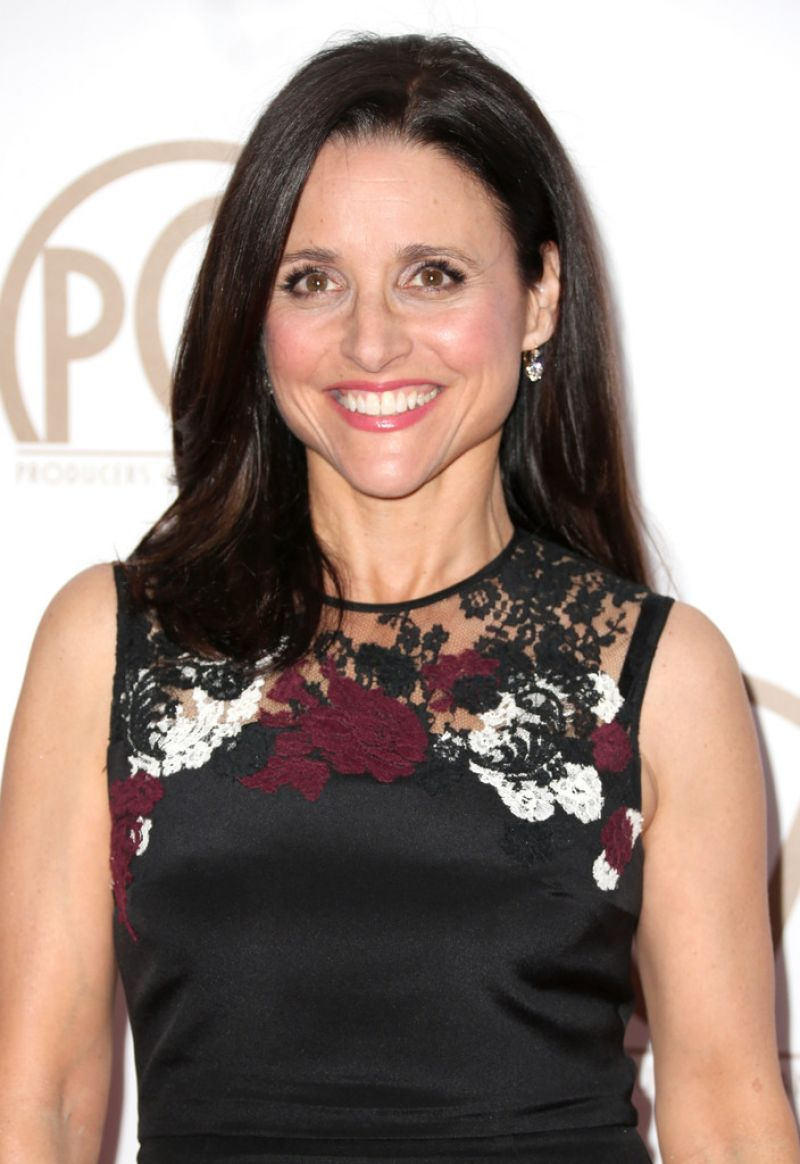 Julia Louis Dreyfus Clown Julia Louis Dreyfus at 26th