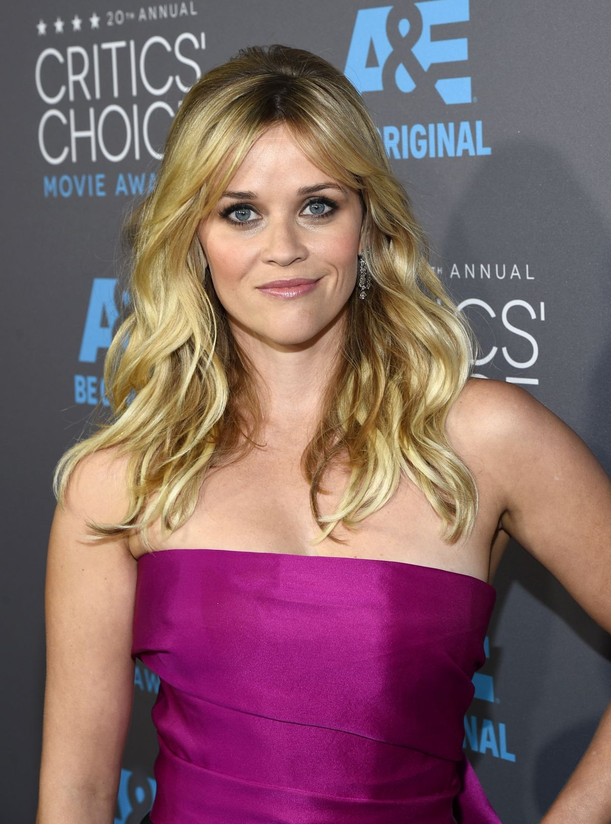 Reese Witherspoon At 20th Annual Critics Choice Movie Awards - Celebzz ...
