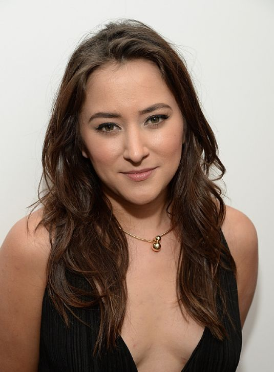 Zelda williams at nine zero one salon melrose place launch party