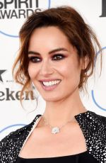 Berenice Marlohe At 2015 Film Independent Spirit Awards