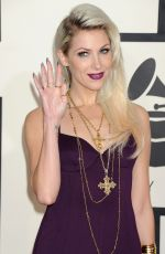 Bonnie McKee At The 57th Annual GRAMMY Awards