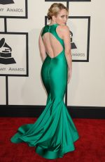 Cara Quici At The 57th Annual GRAMMY Awards