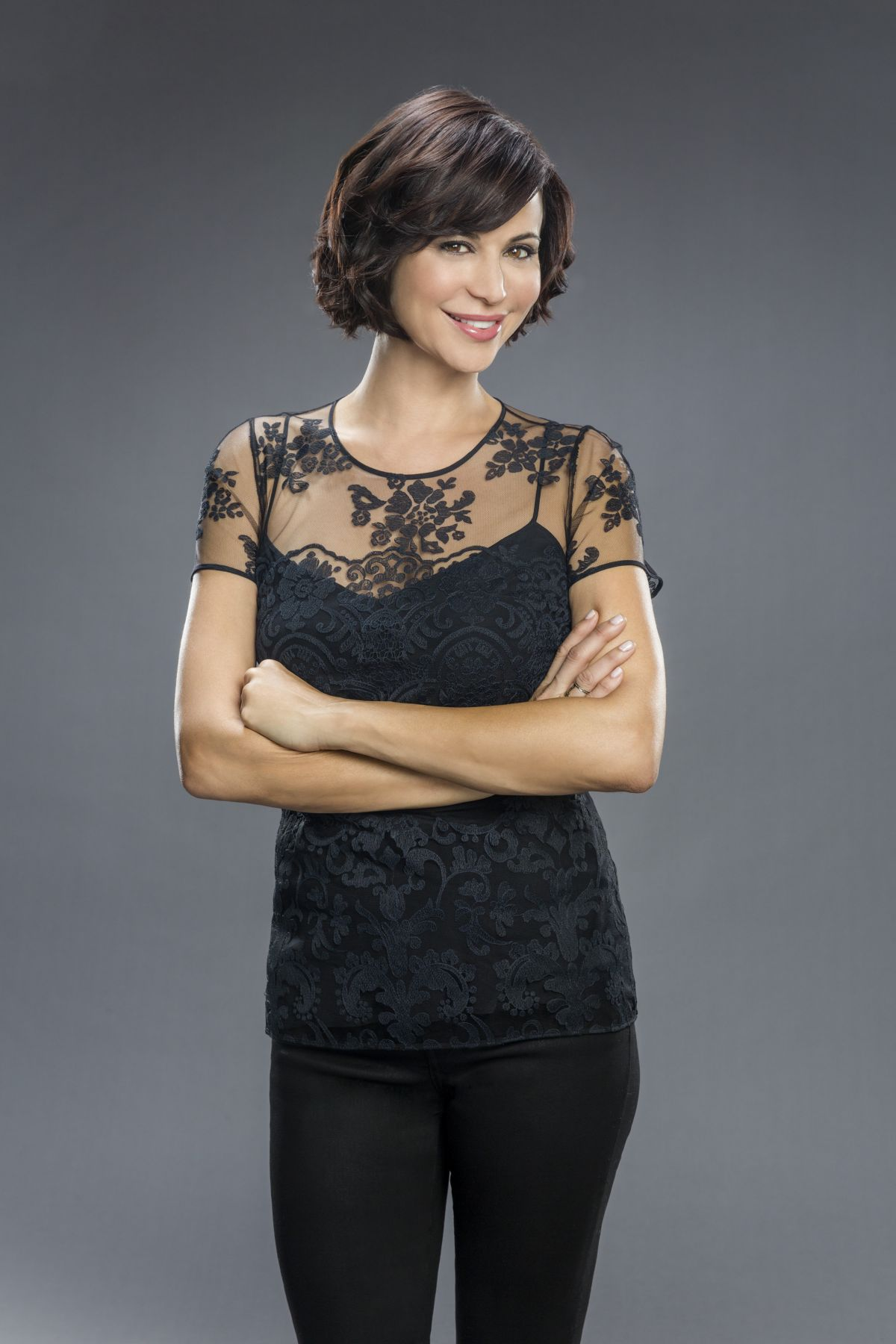 Catherine Bell At The Good Witch 2015 TV Series Promoshoot - Celebzz