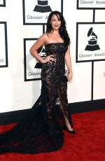 Courtney Reed At 57th Annual Grammy Awards