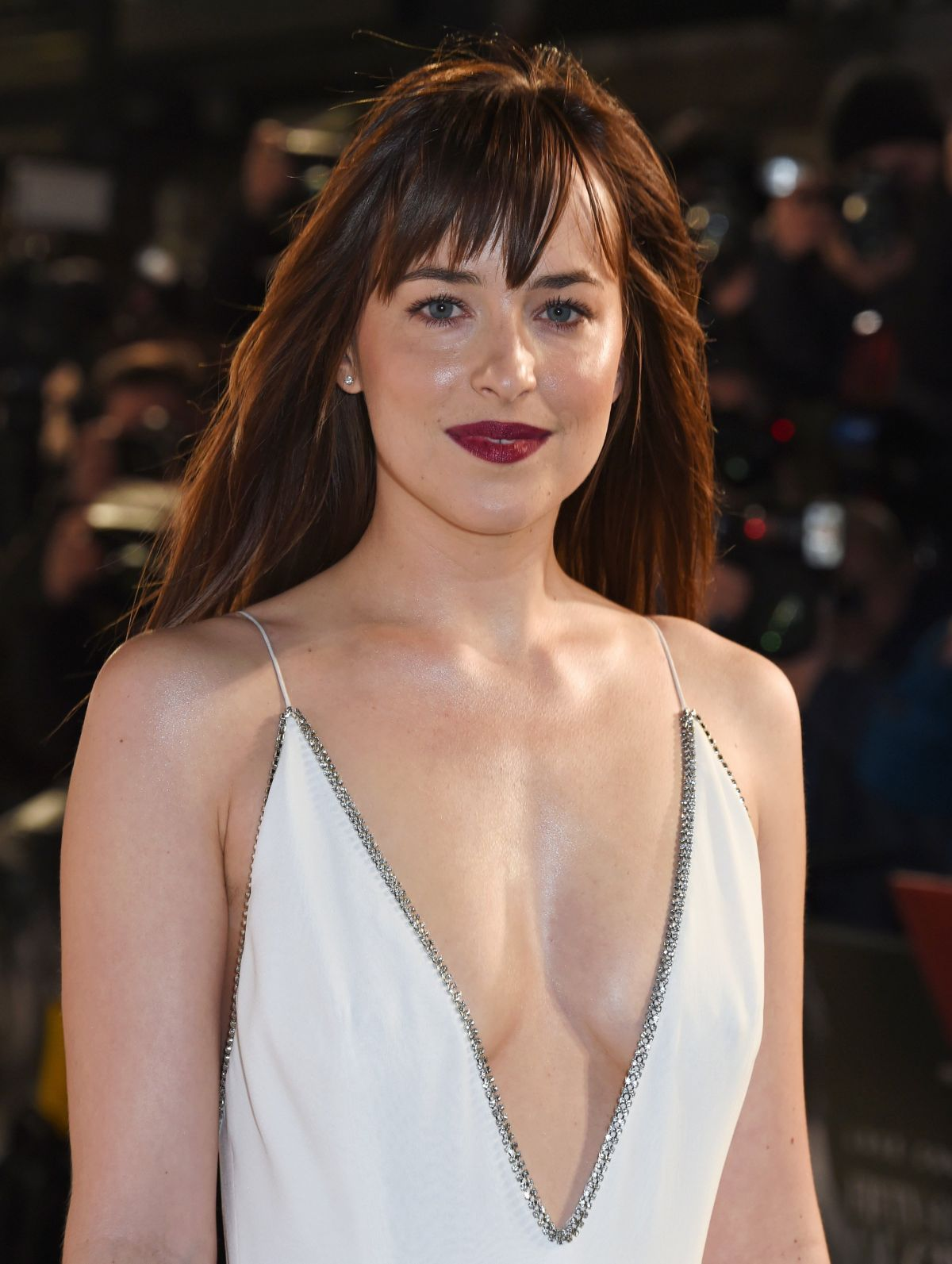 Dakota Johnson At  Fif...