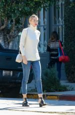 Jaime King Out I Beverly Hills