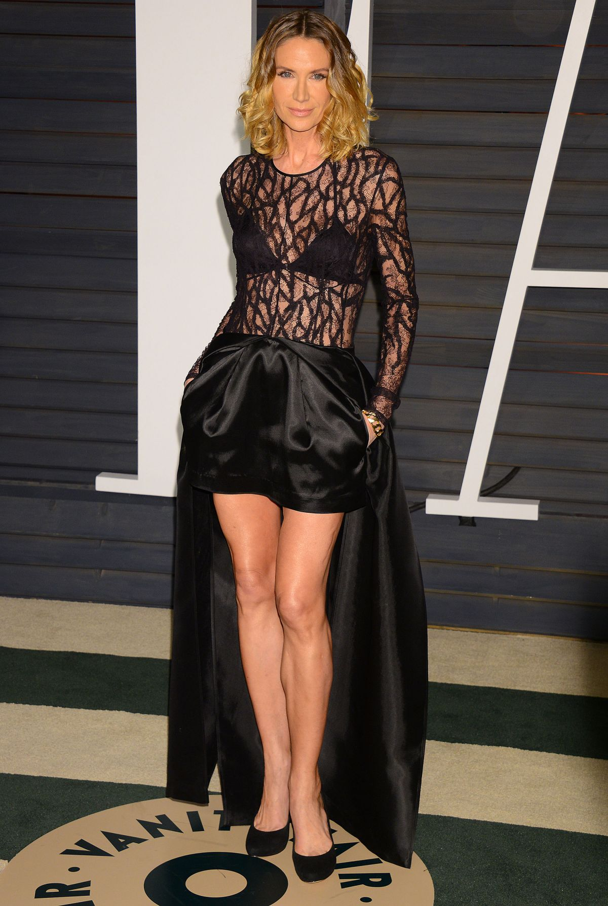 Kelly Lynch At Vanity Fair Oscar Party