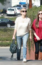 Reese Witherspoon Shopping With A Girlfriend In LA