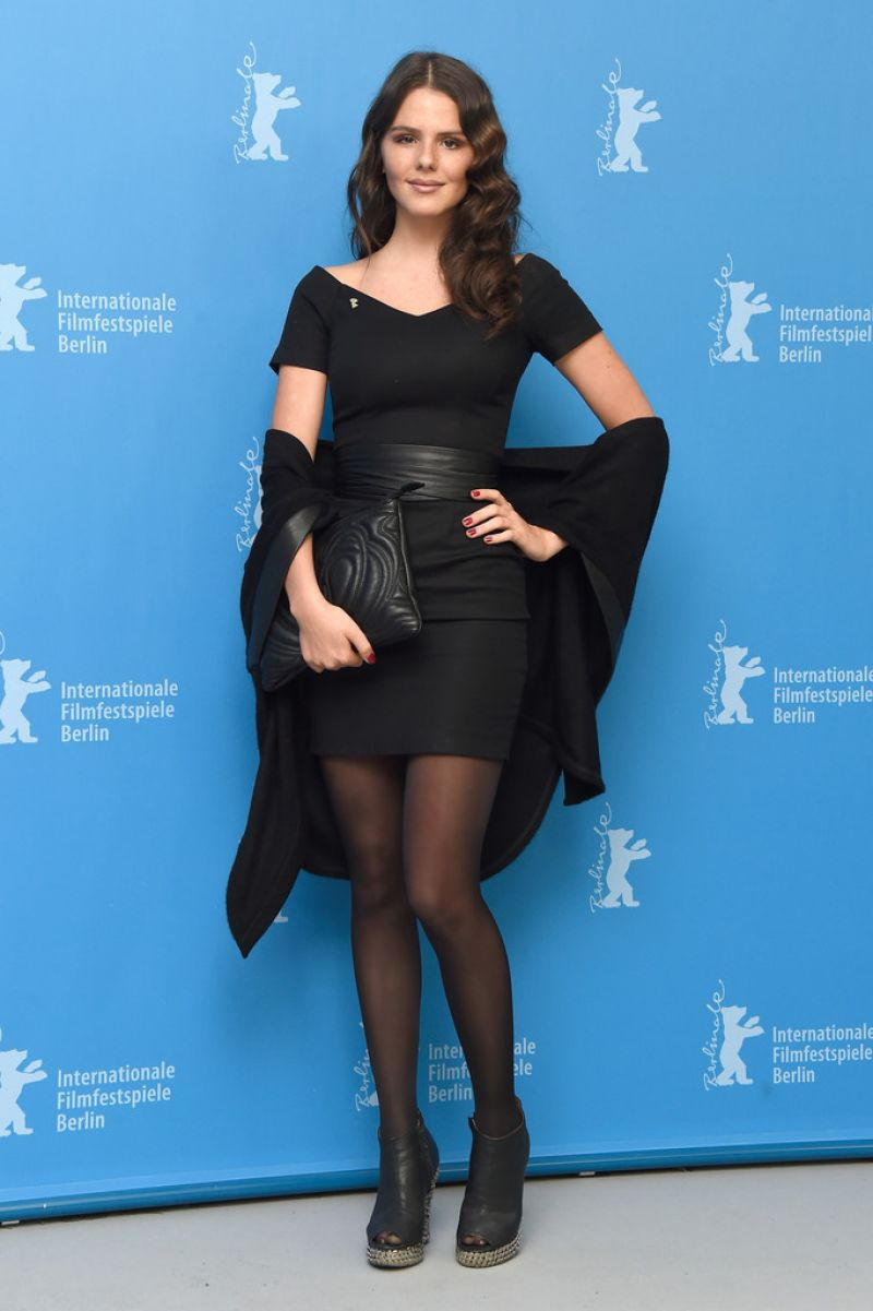 Ruby O Fee At As We Were Dreaming Photocall Celebzz