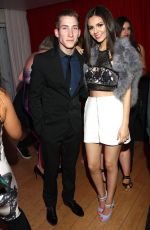 Victoria Justice At Red Light Management Grammys After Party