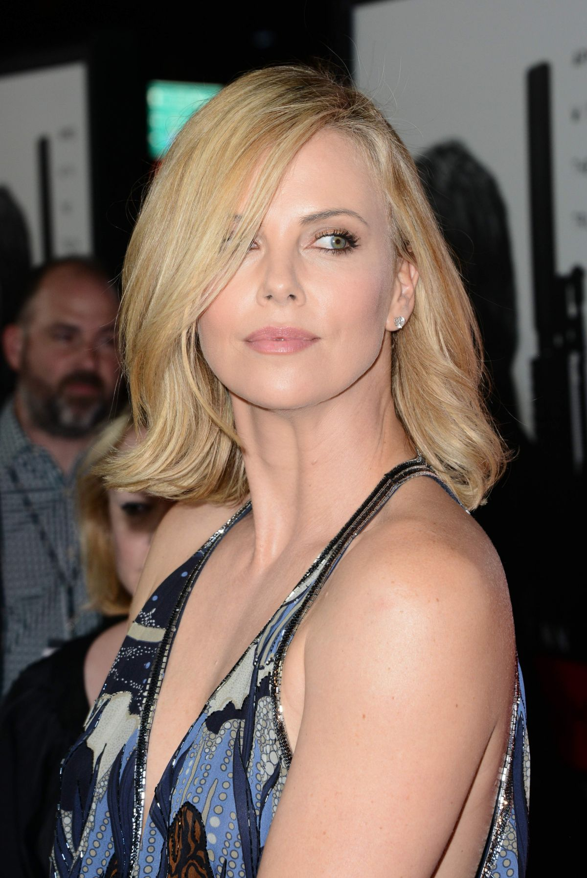 "Charlize Theron At Premiere Of Open Road Films' ""The ... Charlize Theron Movies"