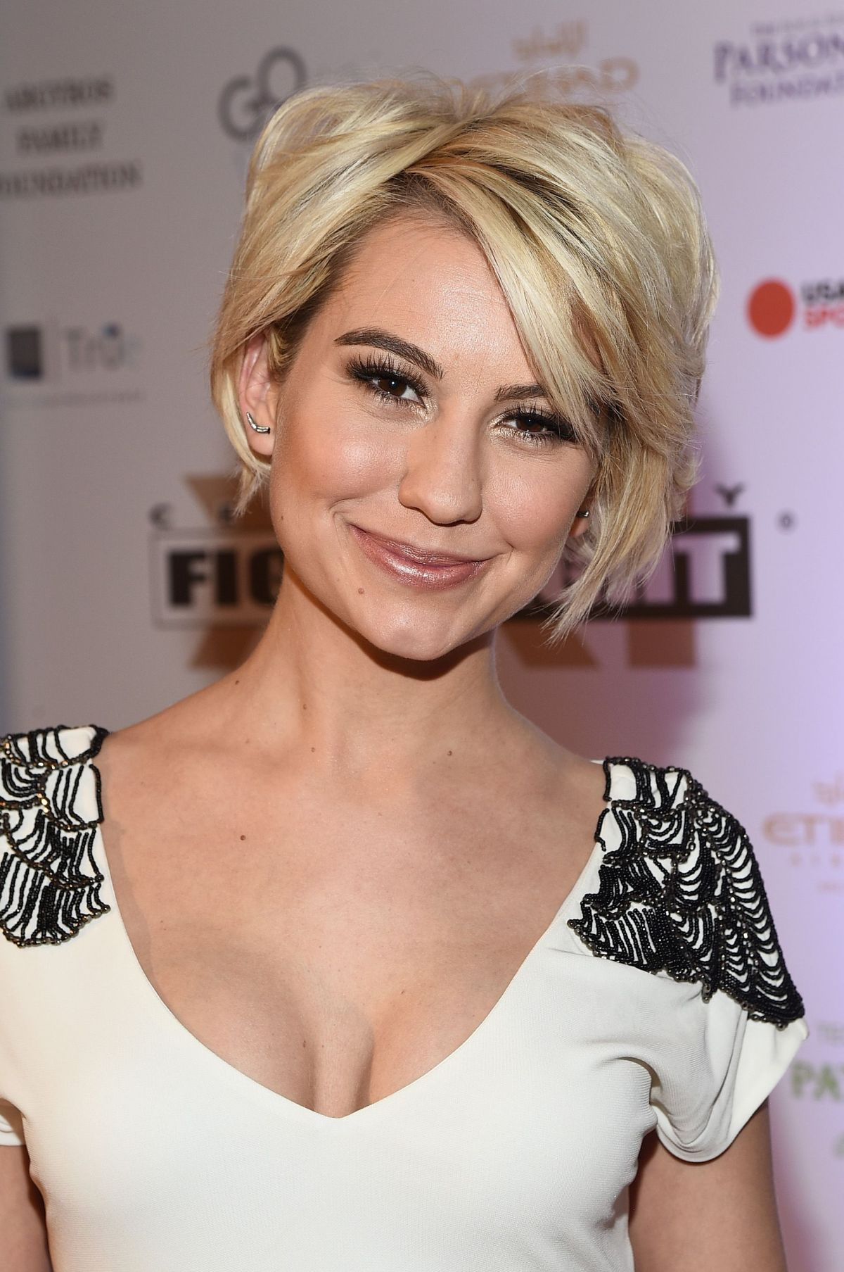 Chelsea Kane At Muhammad Ali S Celebrity Fight Night Xxi