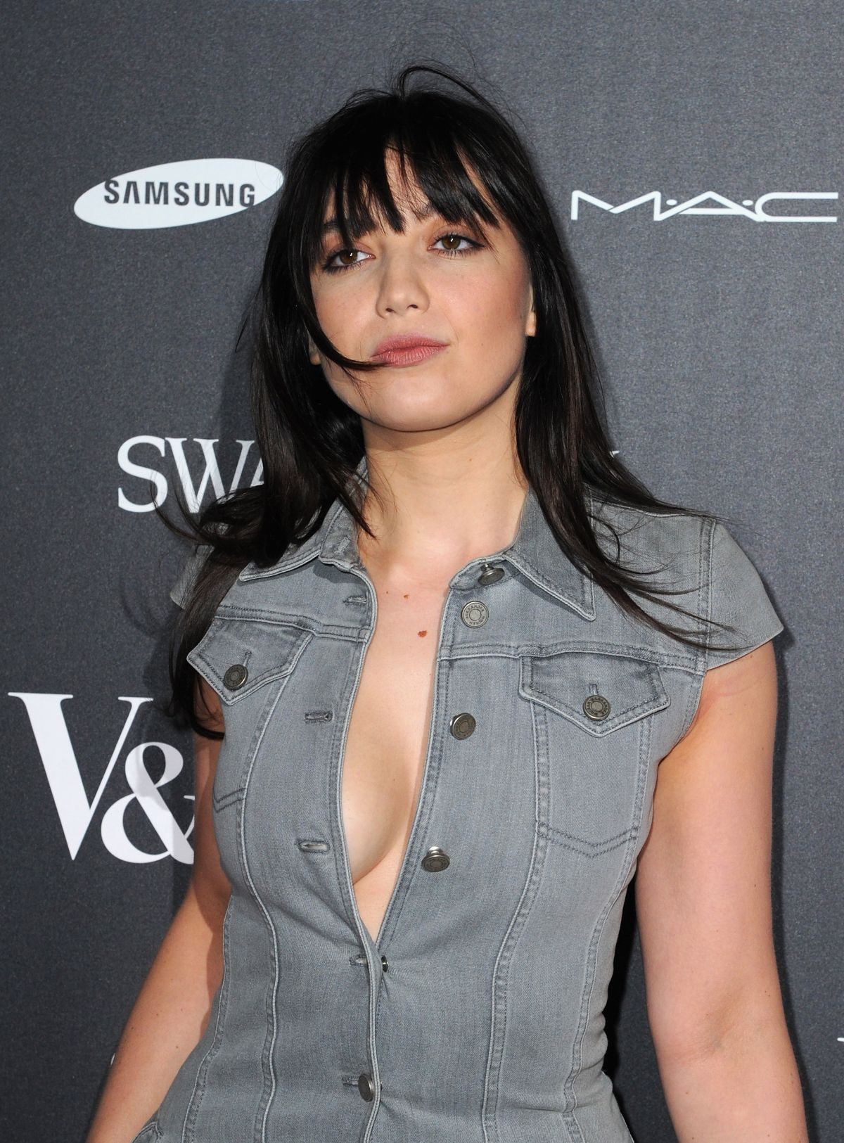 Daisy Lowe At Alexander McQueen: Savage Beauty – VIP Private View - Celebzz