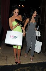Jasmin Walia, Casey Batchelor, Vicky Pattison At The Sun: Bizarre Party