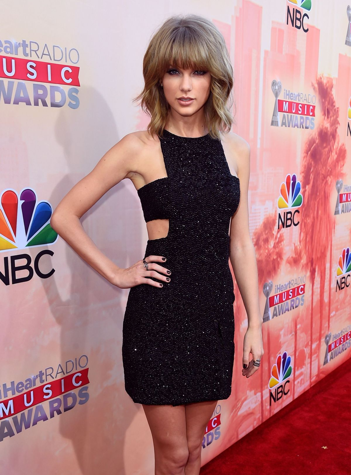Taylor Swift At 2015 Iheartradio Music Awards Celebzz