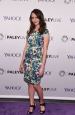 Amy Acker At The Paley Center Person Of Interest Event
